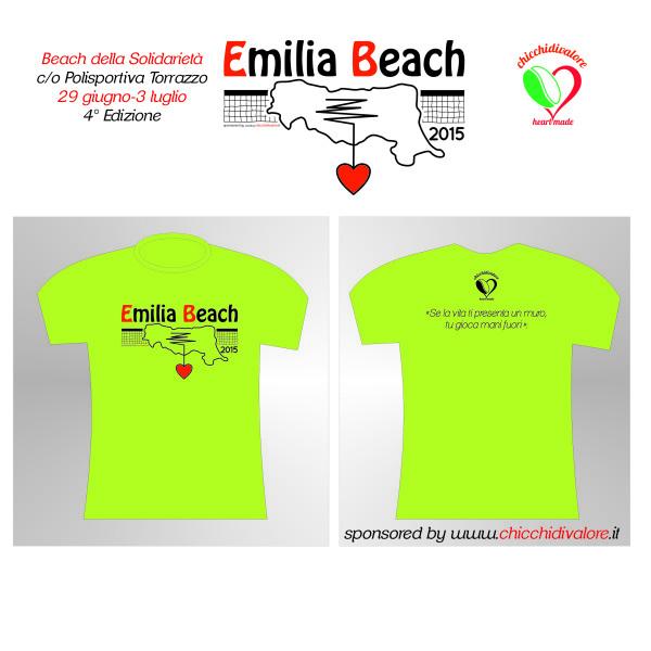 Beach-Emilia tshirt sito